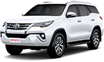 FORTUNER 2.8d АКПП