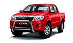 HILUX 2.5d МКПП